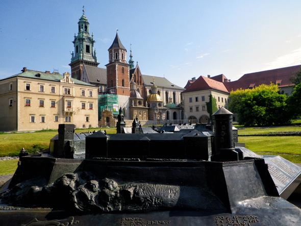 Cracovia, Breslavia y autostop en Polonia