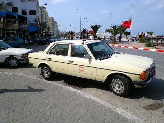 Grand taxi compartido