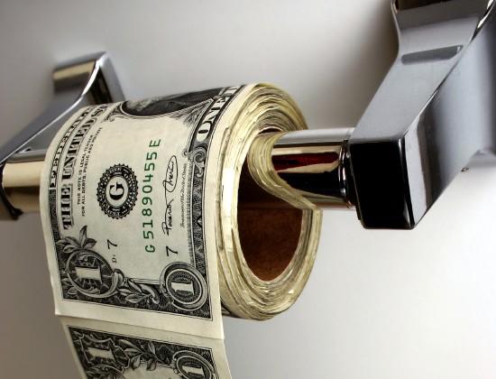 Preparativos para Asia: el dinero
