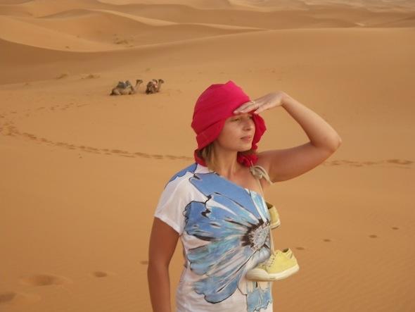 ilze desierto