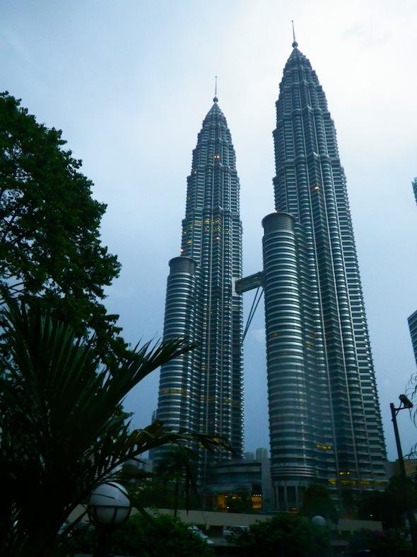 Primera parada: Kuala Lumpur
