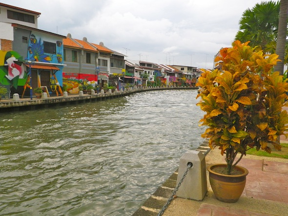 Little Amsterdam en Melaka