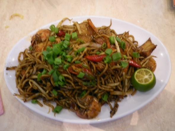 Primeras impresiones sobre la comida en el Sudeste asiático