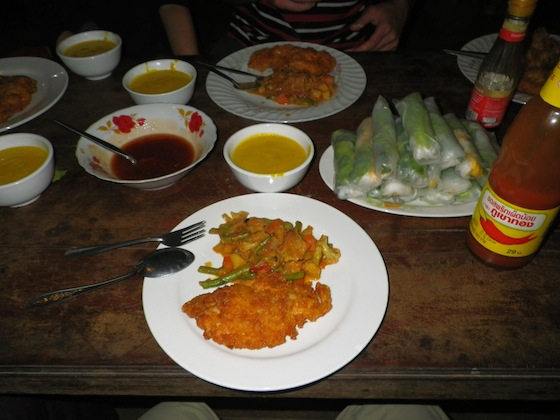 ¡Ñam! ¡ñam! Exquisita cena con Mr. Po