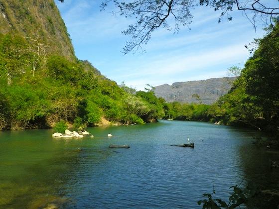 Vistas en Tha Falang
