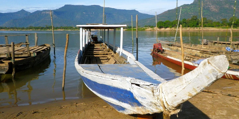 Laos de Sur a Norte