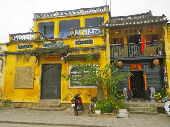 Una casita cualquiera en Hoi An