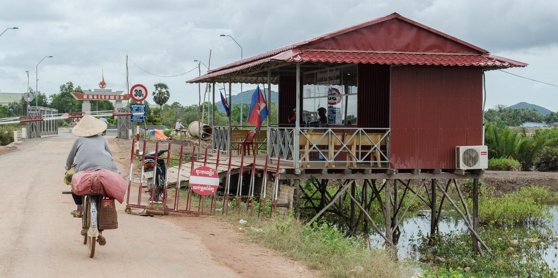 Cruzando la frontera entre Vietnam y Camboya: desde Ha Tien hasta Kep