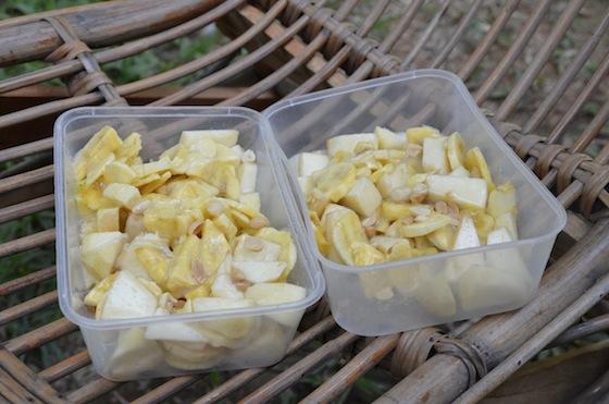 Nuestras ensaladas de frutas favoritas empezaron en Kep