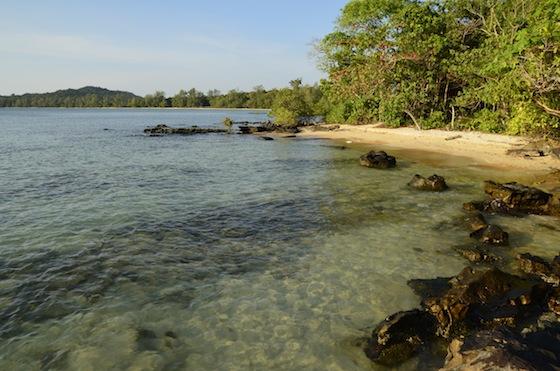 Playa de Ko Ta Kiev, Camboya