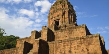 Phnom Bakheng Hindu Temple at Angkor, Cambodia