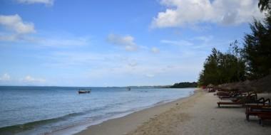 Otres Beach, Sihanoukville, Camboya