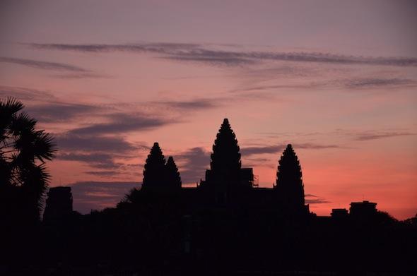 Descubriendo el Parque Arqueológico de Angkor en bicicleta