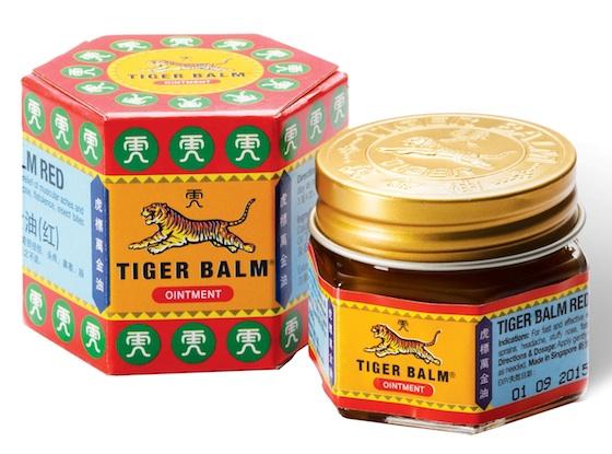 Bálsamo de Tigre, Tiger Balm