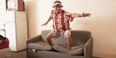 Dormir gratis con couchsurfing