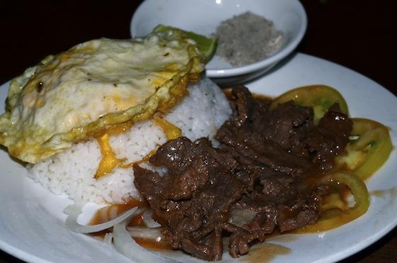 Lok Lak, plato típico de Camboya