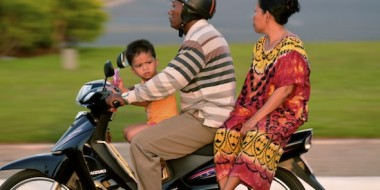 Por las calles de Phnom Penh