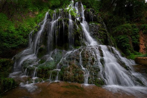 Paraísos cercanos: el Monasterio de Piedra