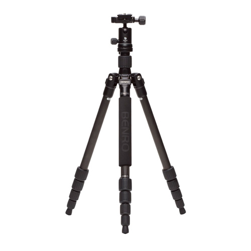 Benro A-069 con rótula BH-00 de aluminio, Travel Angel Tripod Kit
