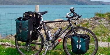 Bicicleta de viaje Thorn Nomad