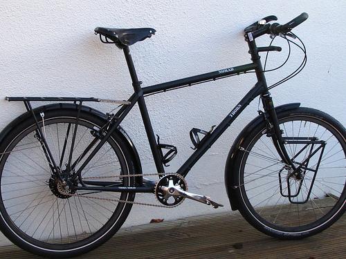 Bicicletas Thorn Nomad encargadas