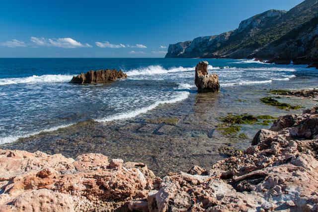Costa Blanca, España