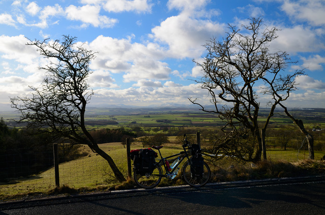 Precioso día viajando en bicicleta por Inglaterra