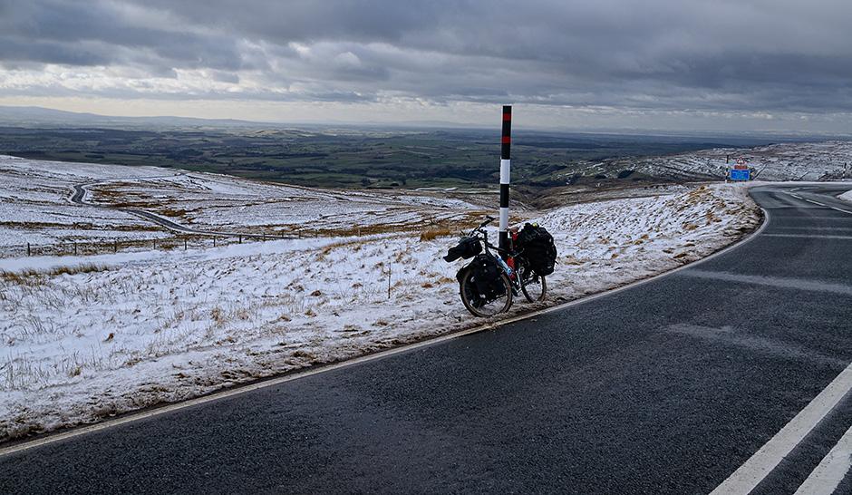 13 Días en bicicleta por el centro de Inglaterra