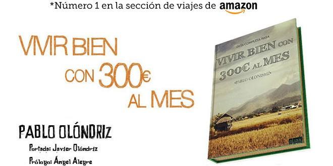 Libro viajero: Vivir Bien con 300€ al Mes