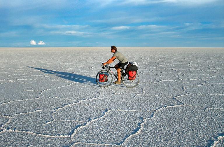 Soñando despierto sobre nuestro viaje en bicicleta por América