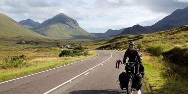 La isla de Skye en bicicleta