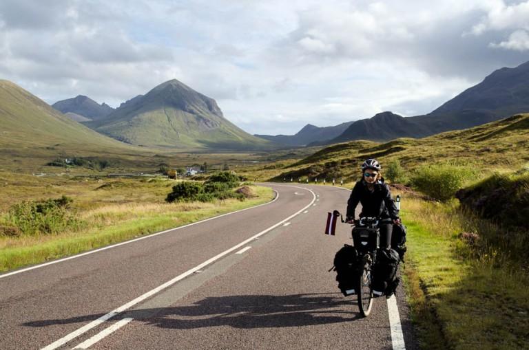 Adiós 2013. ¡Hola 2014 dando la vuelta al mundo en bici!