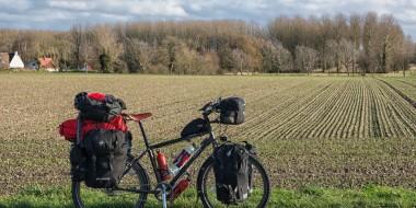 Vuelta al mundo en bicicleta por Francia
