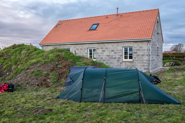 Camping gratis en Francia