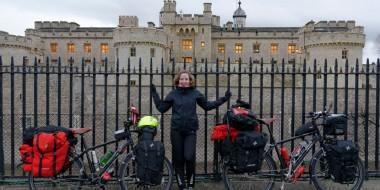 El comienzo de nuestra vuelta al mundo en bicicleta