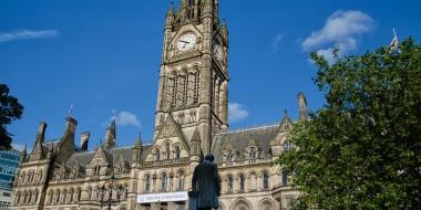 Viviendo y trabajando en Manchester