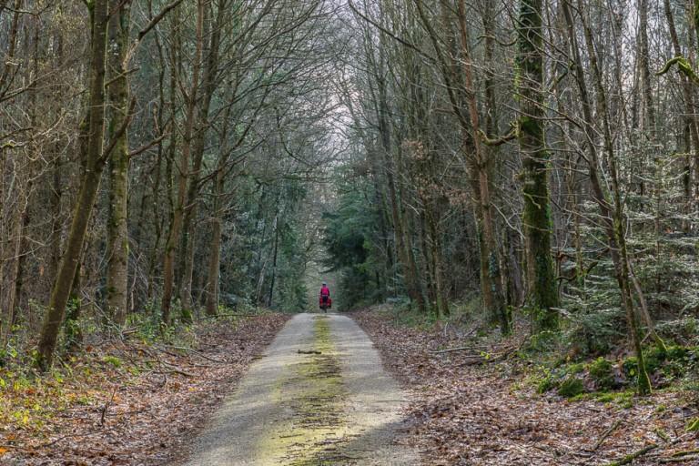 Atravesando la Bretaña francesa en invierno