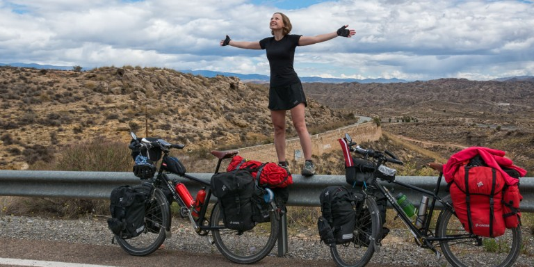 La vuelta a España en bici, el camino de Santiago y la gala de los Premios20Blogs