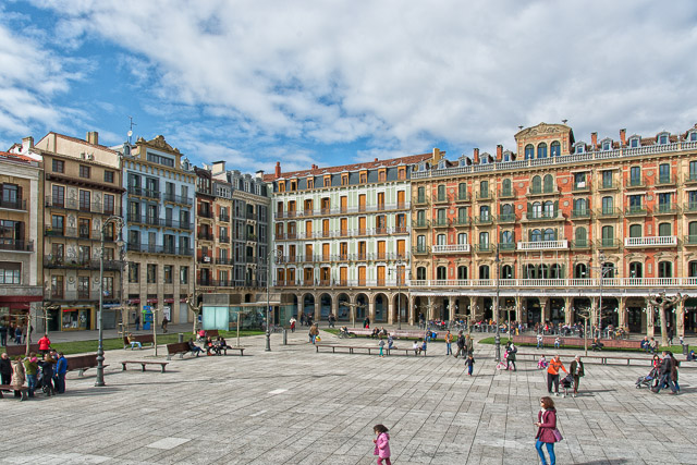Plaza de Pamplona