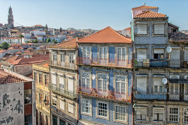 Belleza oculta de Oporto