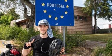 El uso del casco ciclista no es obligatorio en Portugal