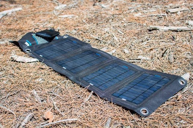 Generamos electricidad con nuestro panel solar