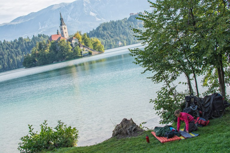 10.000 Km en bicicleta: A las puertas de los Balcanes