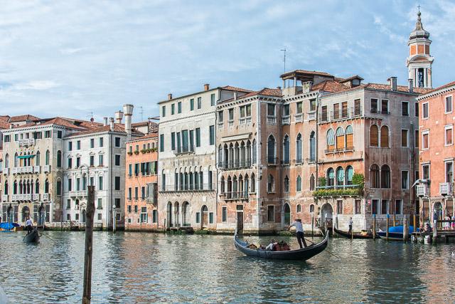 Tranquilidad en Venecia