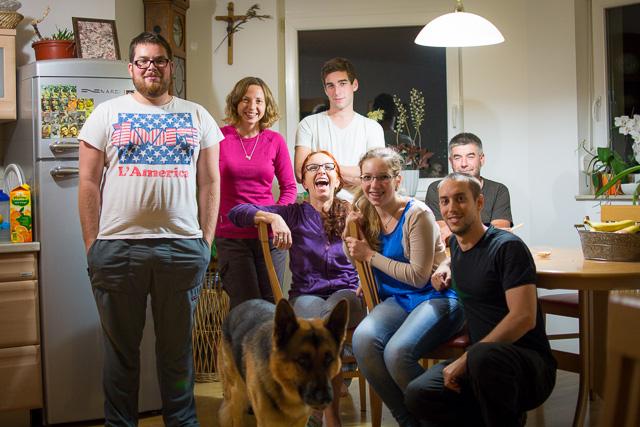 Familia eslovena
