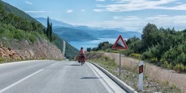 Croacia en bicicleta