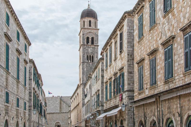 Callejeando por Dubrovnik, Croacia