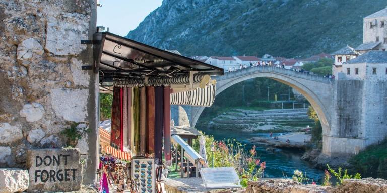 Una semana gratis en Mostar