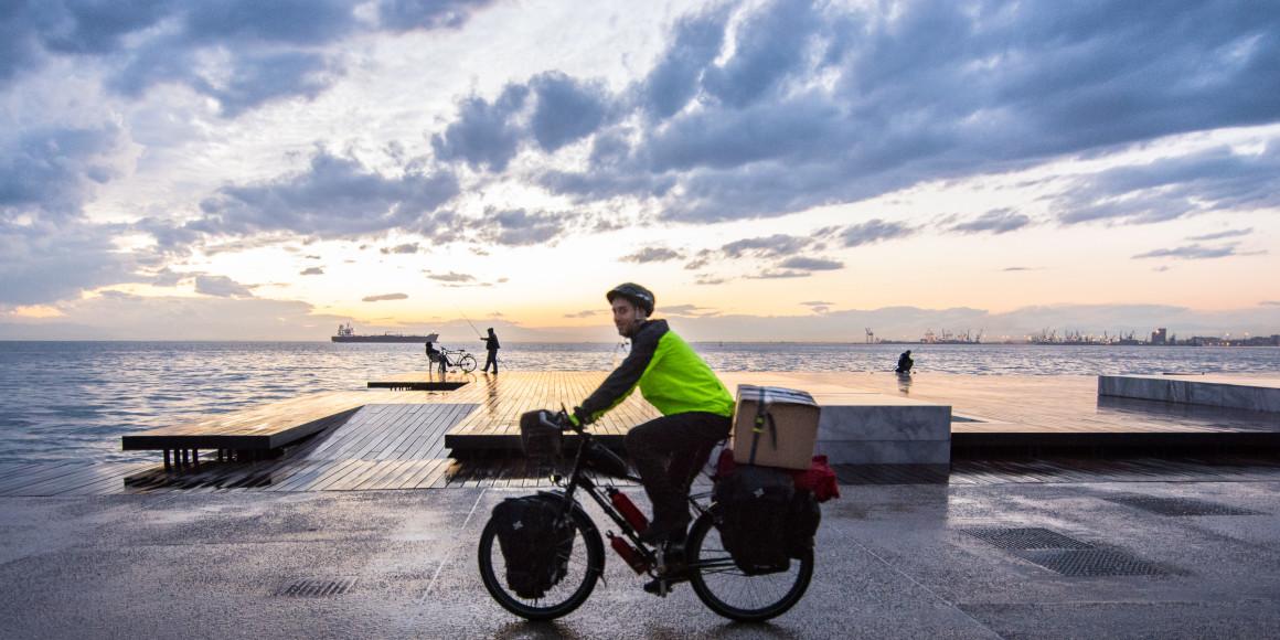 Europa en bicicleta