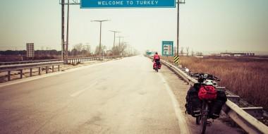 Cicloturismo en Turquía